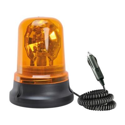 Viacfunkčné výstražné svetlo magnetické 12V H1 žiarovka