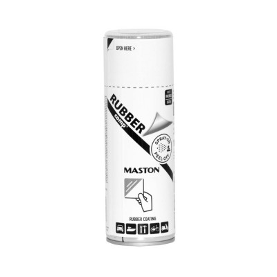 MasRUBBERcomp Biely 400ml