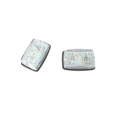 Svetlo LED TIR biele