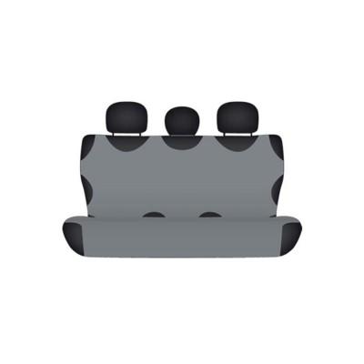 Autotričko zadné sivé