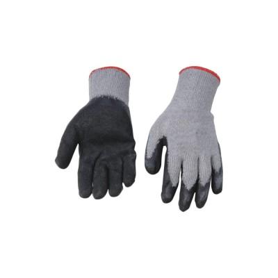 Ochranné rukavice textil/latex