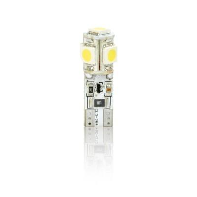 Žiarovka  T10 CANBUS 5 SMD5050 BC2pc V