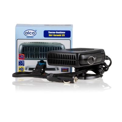 Autoventilátor 12V ohrev/rozmrazovanie