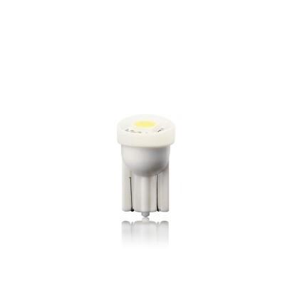 Žiarovka LED T10 BLUE 12V 5W W5W