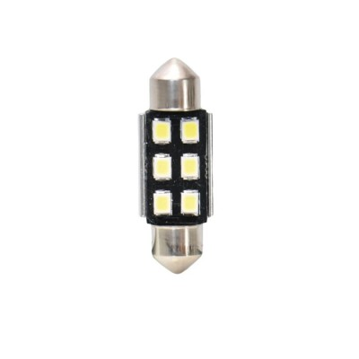 Žiarovka LED SV8,5 CAMBUS 6LEDS T11x36mm