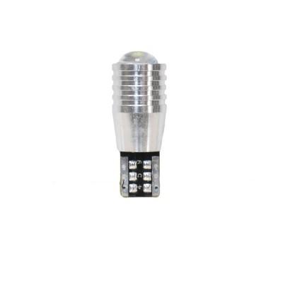 Žiarovka LED T10 CAMBUS 1LED,1W W21x9,5D