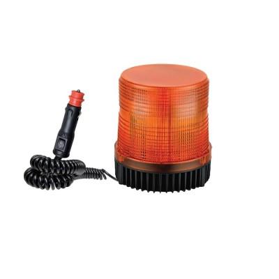 Viacfunkčné výstražné svetlo 12/24V stroboskop DIN