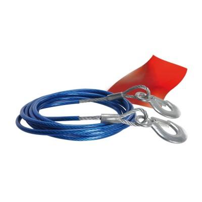 Ťažné lano kovové 2t, 4m