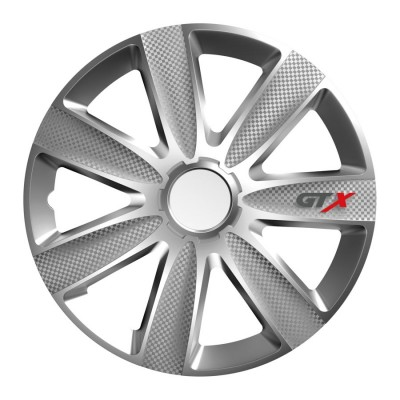 13 GTX CARBON silver