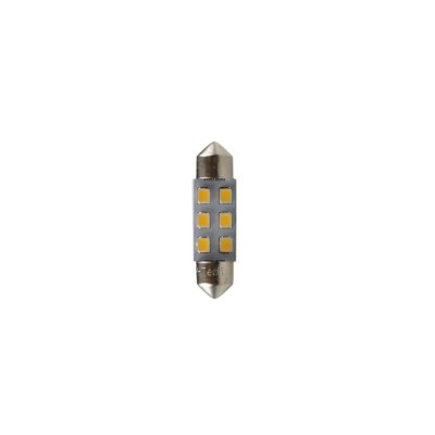 LED C5W 36mm 6xSMD3528 24V White