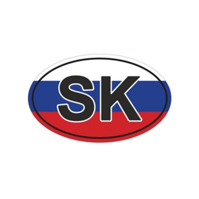 Samolepka Slovensko