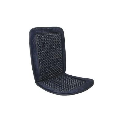 Poťah sedadla guličkový čierny AUTOMAX