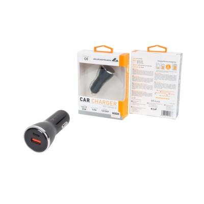 USB nabíjačka 3.1A USB a TYPE C