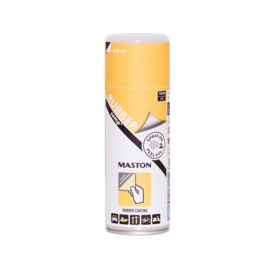 MasRUBBERcomp Yellow 400ml