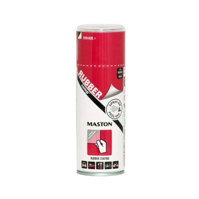 MasRUBBERcomp Red 400ml