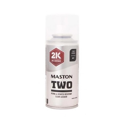 MasSpraypaint TWO 2K Lacquer Matt 400ml