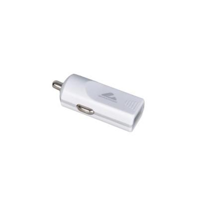 Nabíjačka USB 1A 12/24V BIELA