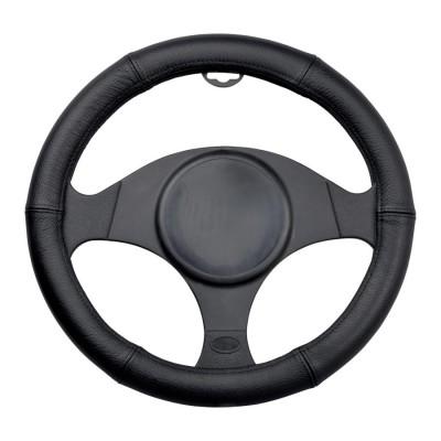 Poťah volantu koža 37-39cm