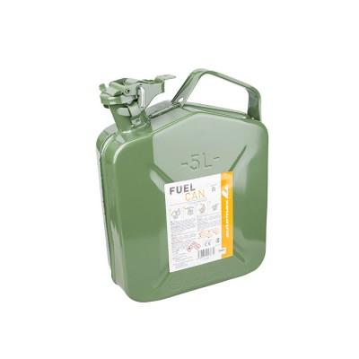 Kanister kovový 5l