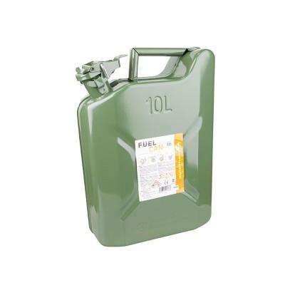 Kanister kovový 10l