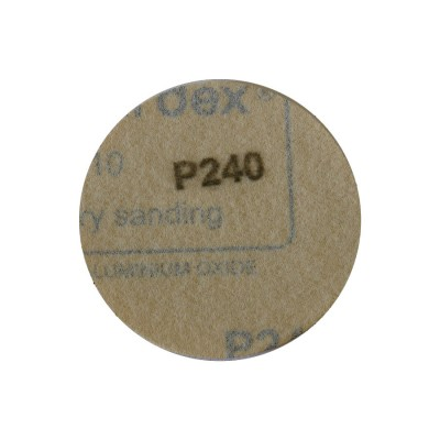 Carex brúsny papier P240 10ks