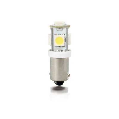 Žiarovka T8.5 (BA9S) 5LED-5050SMD Blister card 2ks VECTA