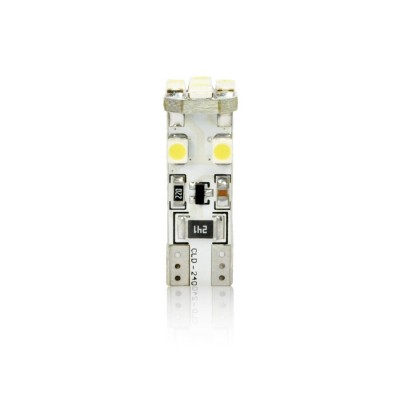 Žiarovka T10 CANBUS 8LED-3528SMD Blister card 2ks VECTA