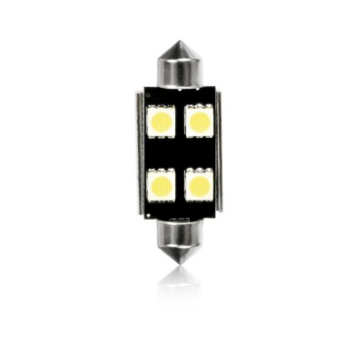 Žiarovka T11 42mm FESTOON CANBUS 4LED-5050SMD BC 2ks