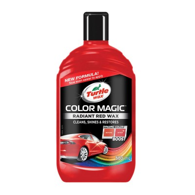 TW CM Red Wax 300ml+200ml
