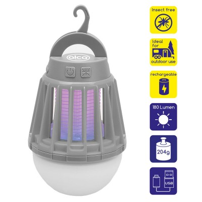 Elektická lampa proti hmyzu ALCA