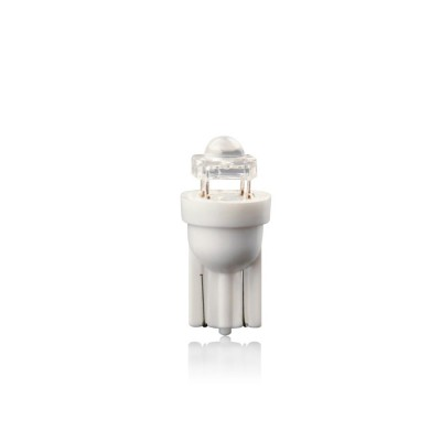 Žiarovka T10 LED WHITE 12V 5W W5W VECTA