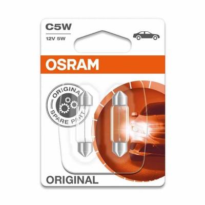 OSRAM 5W 12V SV8,5-8 blister 2ks