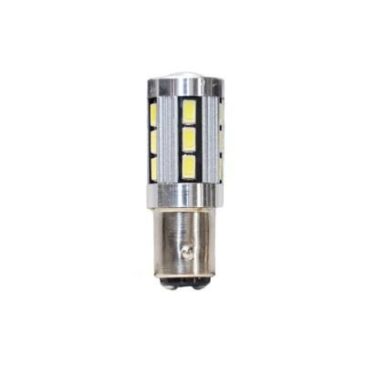 Žiarovka LED BAY15D CAMBUS 18LEDS 5730SMD AUTOMAX