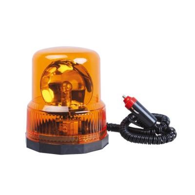 Viacfunkčné výstražné svetlo 24V oranžové