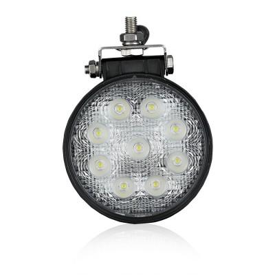 LED pracovné svetlo okrúhle E8
