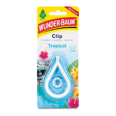 Osviežovač W-BAUM CLIP TROPICAL