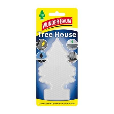 Osviežovač W-BAUM držiak clear Tree House