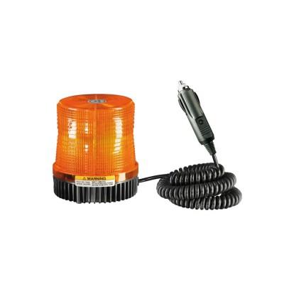 Viacfunkčné výstražné svetlo 12V orange XENON