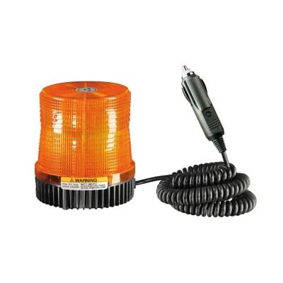 Viacfunkčné výstražné svetlo 24V orange XENON