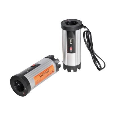 Menič napätia z 12V na 220V 150/300W