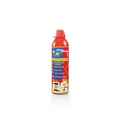 Sprejový protipožiarny prostriedok 500 STAC PLASTI