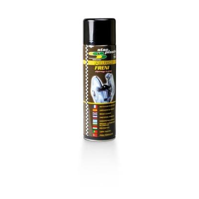 Spray na čistenie bŕzd 500ml STAC PLASTIC
