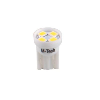 LED W5W 4xSMD 2835 White