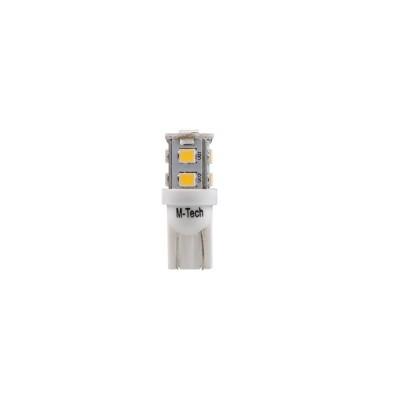 LED W5W 9xSMD 2835 White