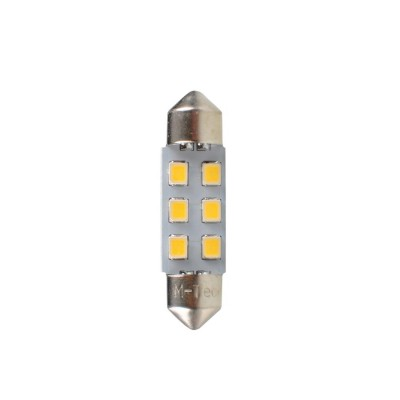 LED C5W 36mm 6xSMD3528 White