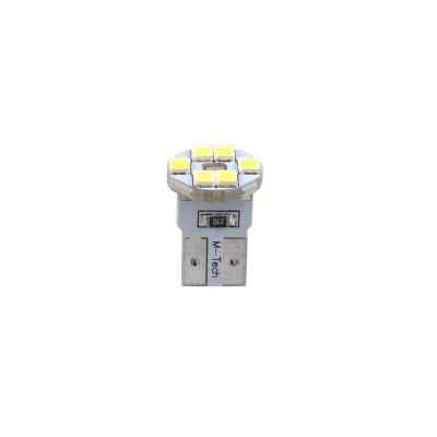 LED W5W 6xSMD3528 White