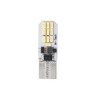 LED W5W CAMBUS 20xSMD3014 12V White PLATINUM