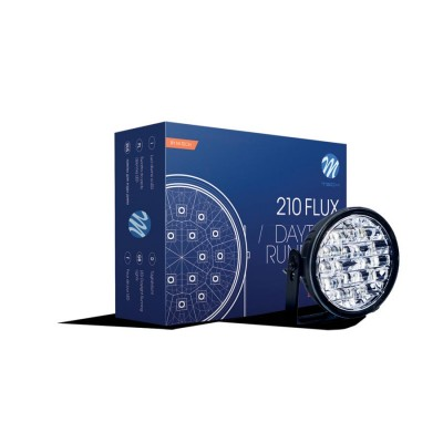 Svetlá denné DRL LED 9R 210FLUX