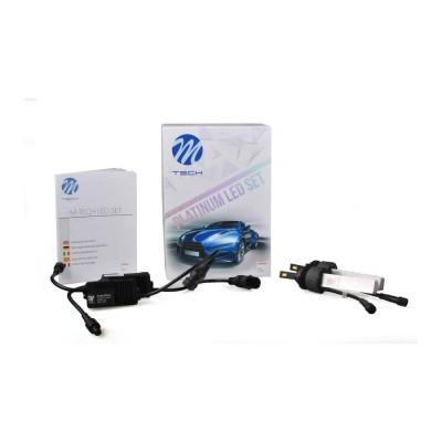LED set M-TECH Platinum H8