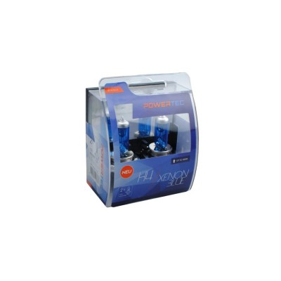Powertec Xenon Blue H4 12V DUO